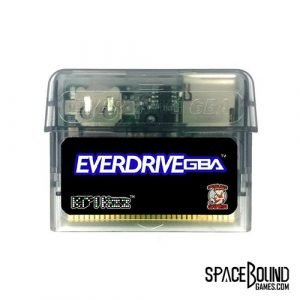 Accessory: Everdrive-GBA X5 for Game Boy Advance