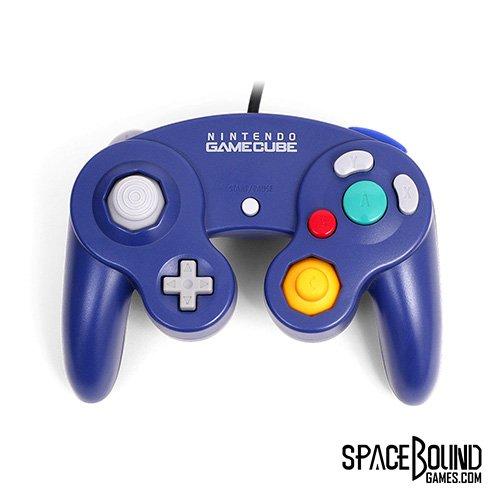 Accessories: Gamecube Controller Purple