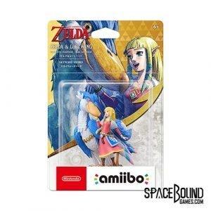 LOZ Zelda & Loftwing