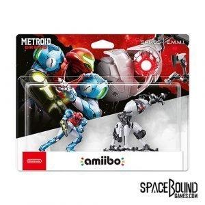Metroid Dread 2 Pack Amiibo