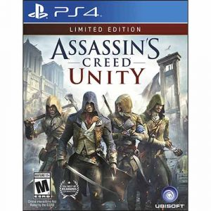 Assassin's Creed Unity [Limited Edition]