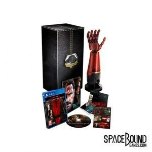 Metal Gear Solid V Phantom Pain Collector's Edition