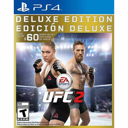 UFC 2 Deluxe Edition