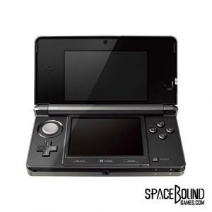 Handheld: Nintendo 3DS Black
