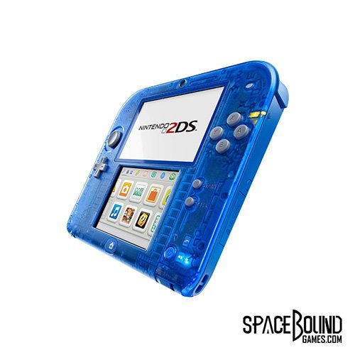 Nintendo 2DS Crystal Blue