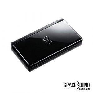 Handheld: Nintendo DS Lite Black