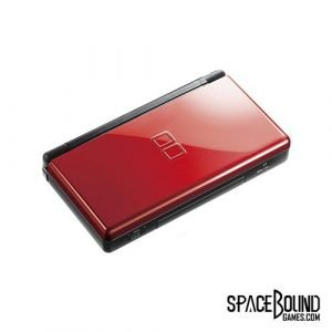 Handheld: Nintendo DS Lite Red
