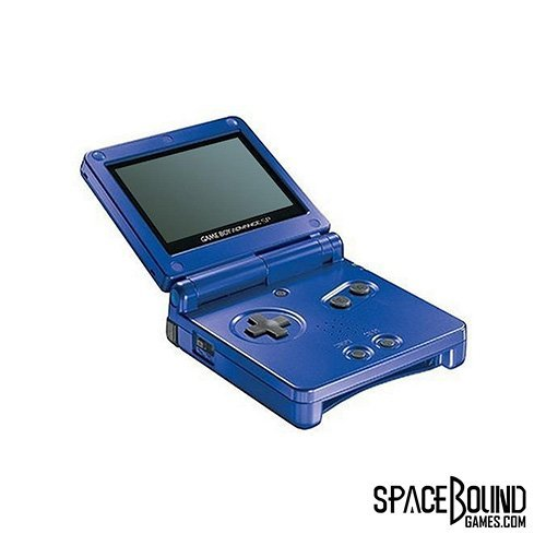 Game Boy Advance 001 Cobalt
