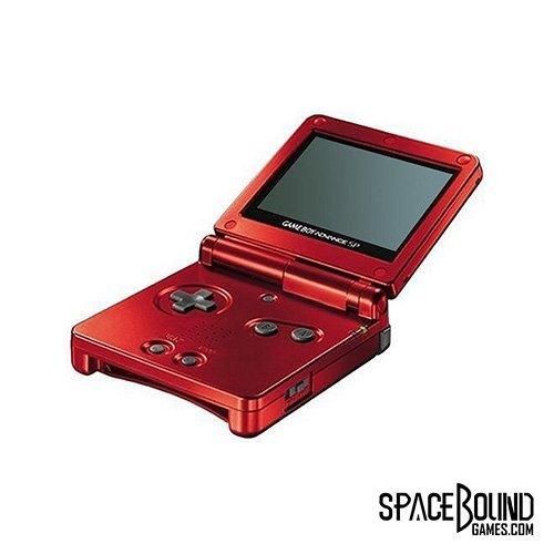 Game Boy Advance 001 Flamered