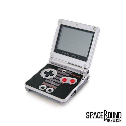 Game Boy Advance 001 NES Edition