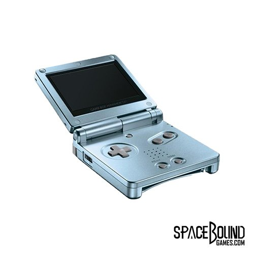 Game Boy Advance 101 Pearl Blue