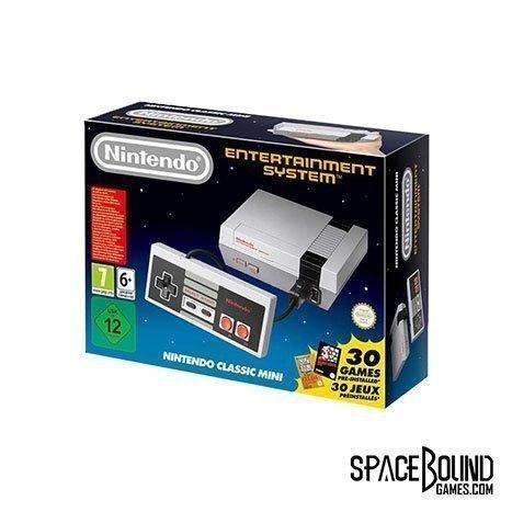 NES Classic EUR