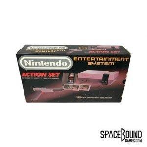 Hardware: NES System CIB 01