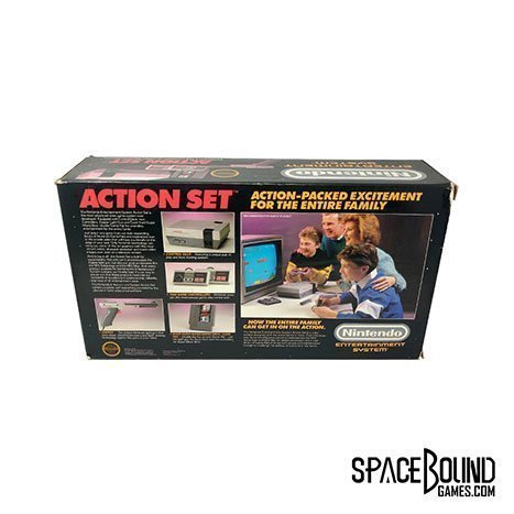 Hardware: NES System CIB 02