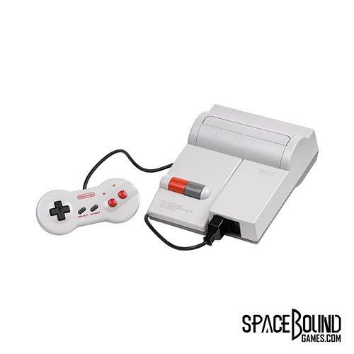 Hardware: NES Top Loader System HDMI 01