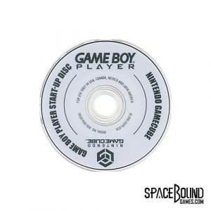 Gamecube Player Disc