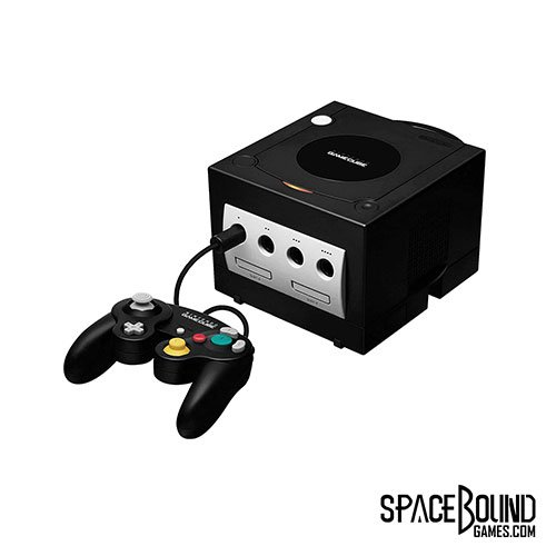 Gamecube System Black