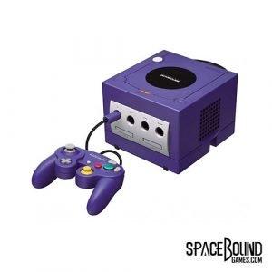 Gamecube System Purple