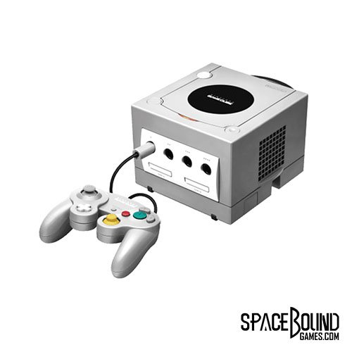 Gamecube System Silver