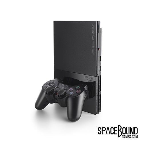 Hardware: PS2 Slim System