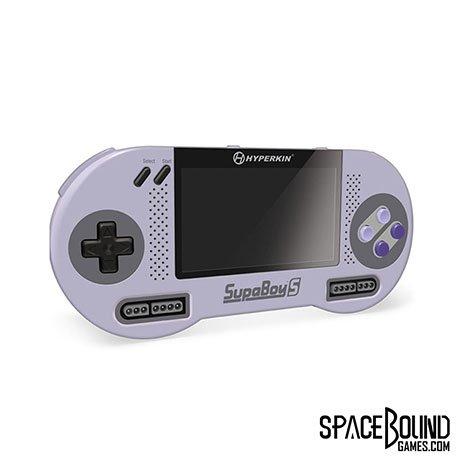 Hardware: SupaBoy S System
