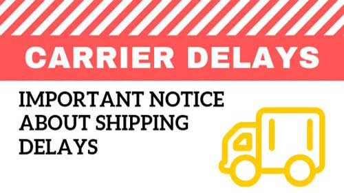 Post: Holiday Shipping Delays