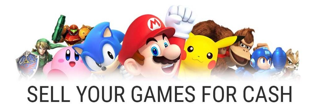 Sell Your Games for Cash