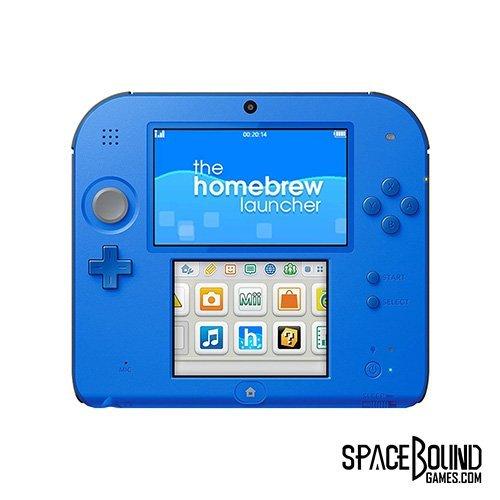 Service: Nintendo 3DS Mod 02