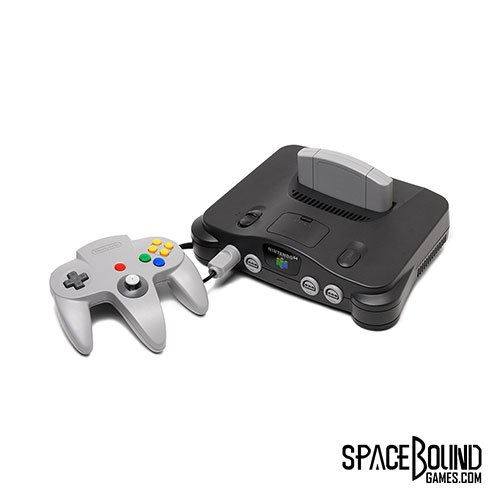 N64 RGB Mod 01