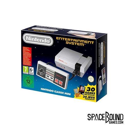 NES Classic EUR Mod Service